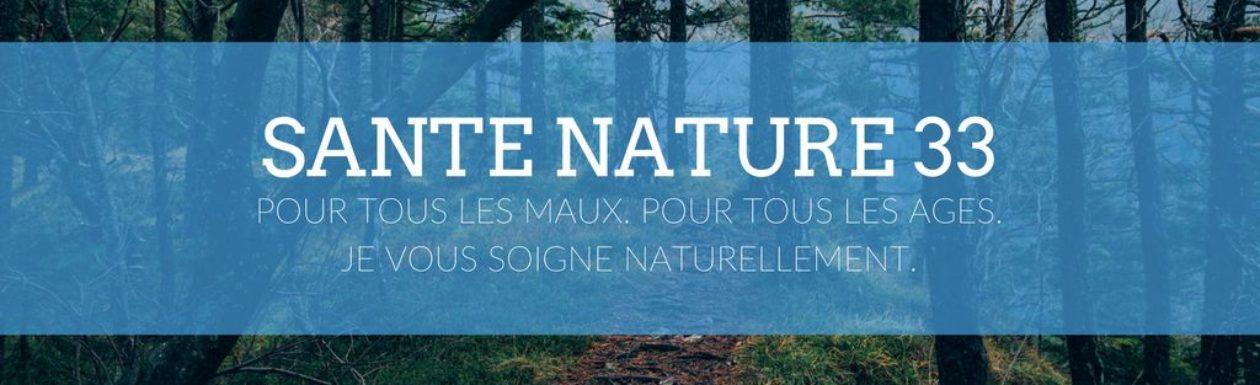 SANTE NATURE 33